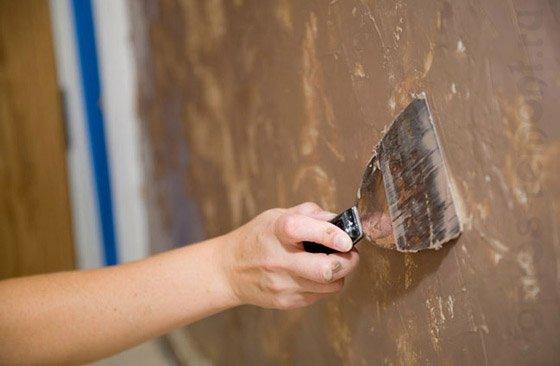Шпаклёвка стен своими руками