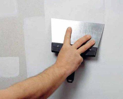 Шпаклевать ли стены