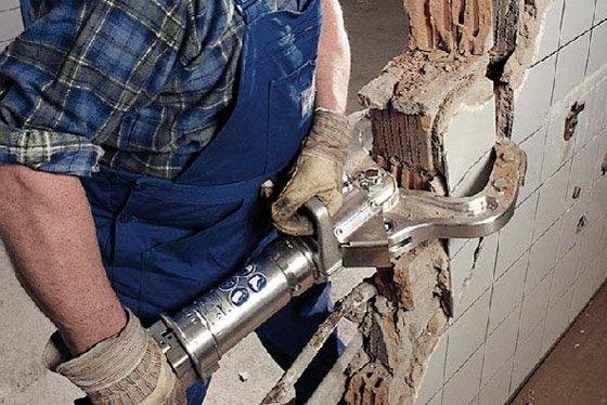 Как убрать несущую стену