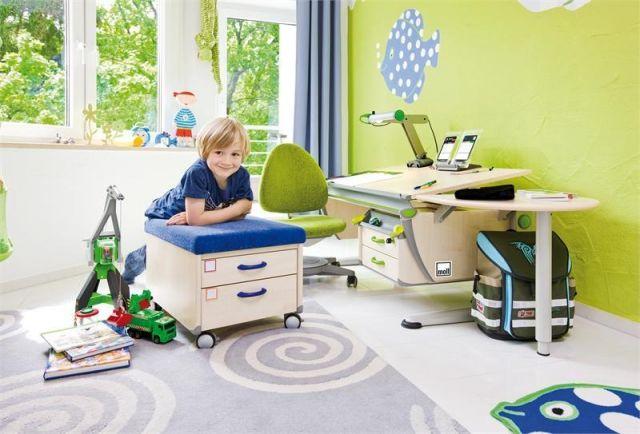 Дизайн комнаты для 2 мальчиков