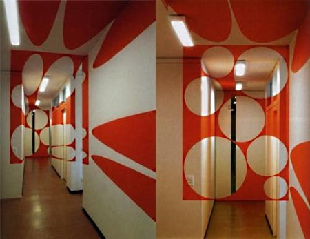 Дизайн стен своими руками