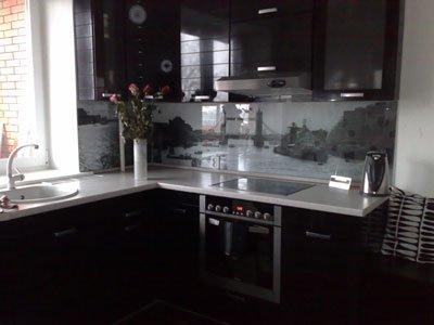 Дизайн кухни в различных цветовых палитрах