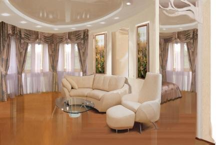 Дизайн комнаты 18 кв м