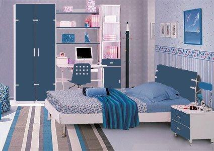 Дизайн спальни для ребенка
