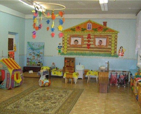 Дизайн группы в детском саду