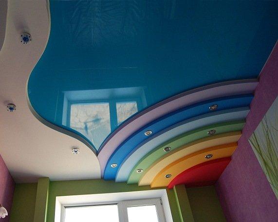 Как красить потолок водоэмульсионкой