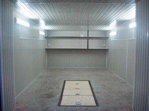 Внутренняя отделка гаража своими руками: преображаем гараж