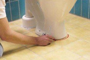 Ремонт туалета в хрущевке