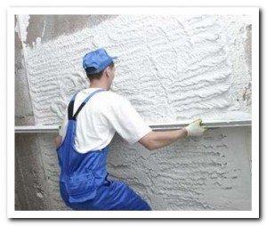 Как правильно наносить фасадную штукатурку