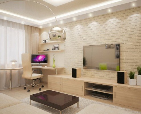 Особенности дизайна квартиры