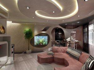 Идеи для ремонт гостиной