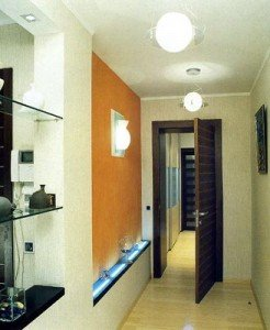 Ремонт коридора в панельном доме