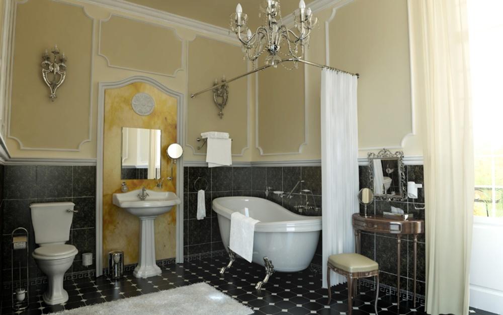 Дизайн туалетной комнаты