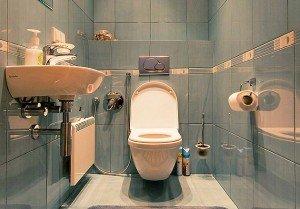 Ремонт туалета в панельном доме