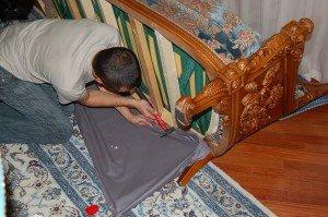 Ремонт мягкой мебели своими руками
