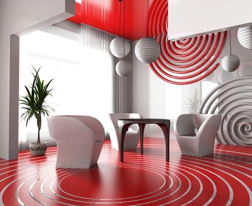 Дизайн зала в маленькой квартире