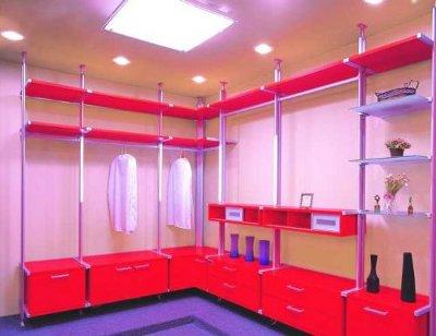 дизайн раздевалке комнаты