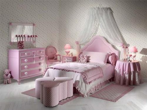 дизайн комнаты для девицы