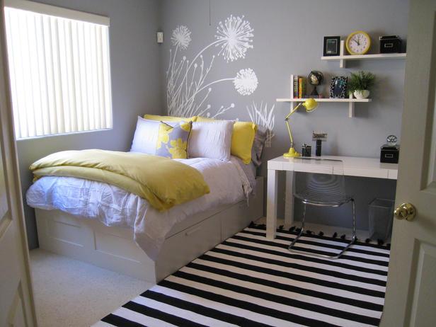 дизайн малеханькой комнаты для девицы
