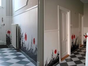 Дизайн стенок в квартире