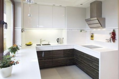кухни из пластика дизайн