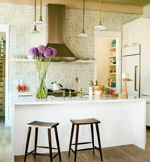 кухня 5 5 кв м дизайн