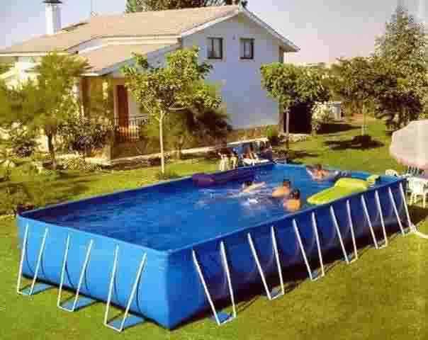 Надувной бассейн для деток