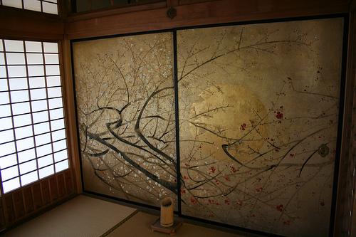 Пример японского дизайна