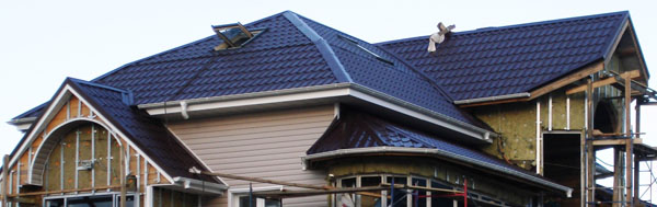 Ремонт крыши личного дома