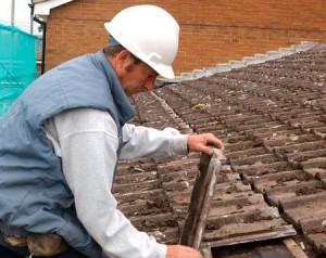 Ремонт крыши строения