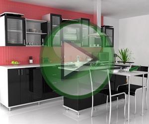 Ремонт кухни видео