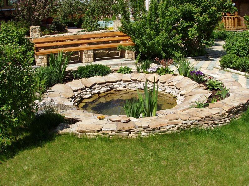 сад огород ландшафтный дизайн