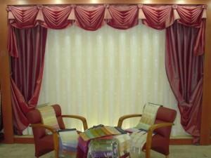 шторы выкройки и дизайн