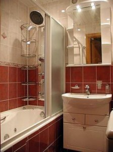 Смета на ремонт ванной комнаты